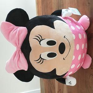 """NWT Disney Cuddle Mini Mouse 16"""""""